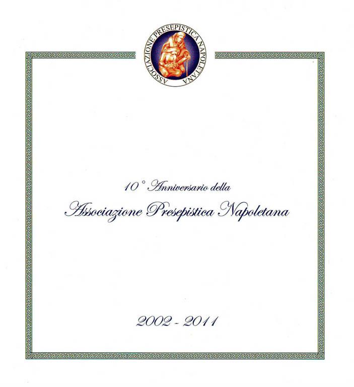 Foto Catalogo Decennale 2002 2011