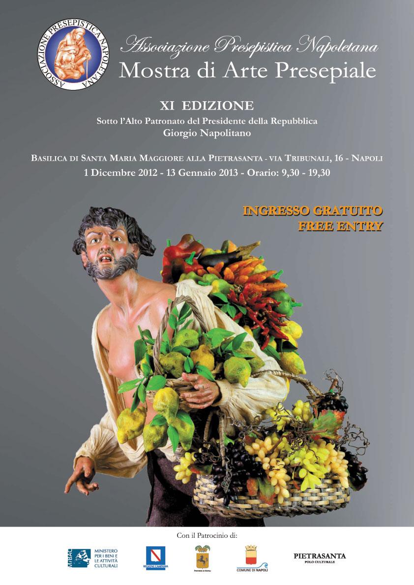 Locandina Mostra 2012
